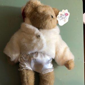Boyd's bear. Christmas bear
